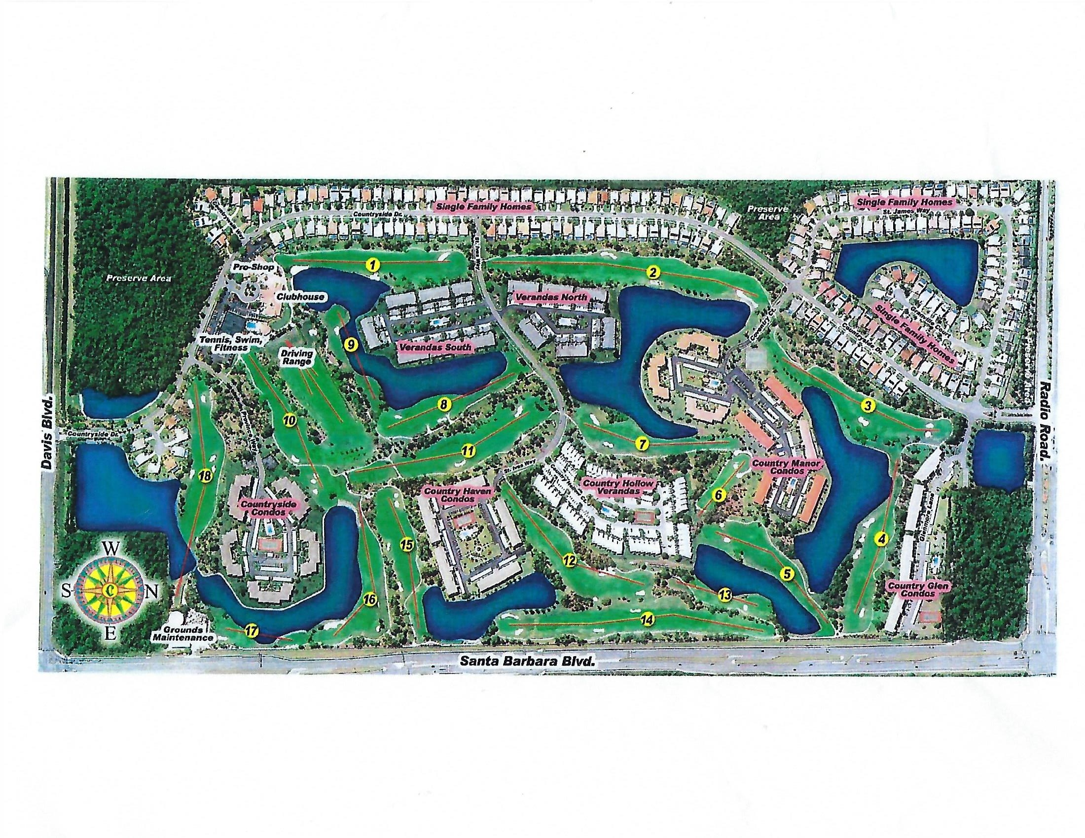 Countryside Golf Amp Country Club Blue Heron Realty Of Naples